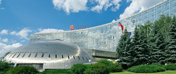 AZIMUT Moscow Olympic Hotel 4*
