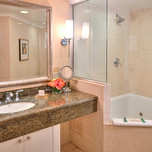 One-bedroom suite, The Beverly Hilton