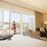 Studio suite, The Beverly Hilton