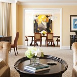 Presidential Suite South, Four Seasons Hotel Houston