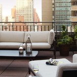 The Benjamin New York, Terrace Suite
