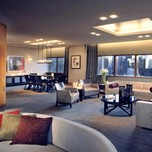 Presidential Suite, The Westin New York at Times Square