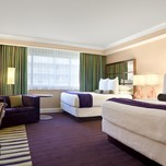 Forum Tower Deluxe Room, Caesars Palace Hote