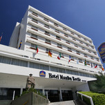 03 - Hotel Front View