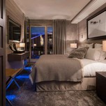 Hotel Les Grandes Alpes, Deluxe Room