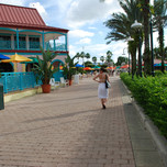Отель Disneys Caribbean Beach Resort