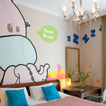 Graffiti Guestrooms