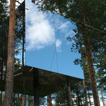 The Mirrorcube, Tree Hotel