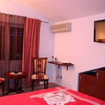 Double room, Hotel Aquarius 3*, Будва, Черногория.