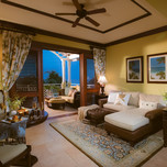 The Crystal Lagoon Honeymoon Penthouse Oceanview One Bedroom Butler Suite