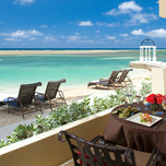 The Royal Sanctuary Beachfront One Bedroom Butler Suite
