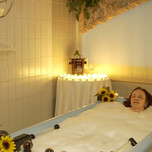 Saariselka_treatment_bath