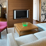 Junior Suite, Scandic Crown