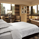 One-Bedroom Parlor Suite, Sheraton New York Times Square Hotel