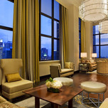 Penthouse Suite, Sheraton New York Times Square Hotel