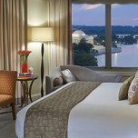 Premier Water View Room, Mandarin Oriental Washington D.C.