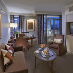 Executive City View Room, Mandarin Oriental Washington D.C.