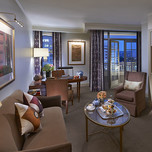 Executive Family Suite, Mandarin Oriental Washington D.C.