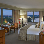 Tai Pan Club Premier Water View Room, Mandarin Oriental Washington D.C.