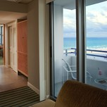 Luxury Ocean view Balcony Junior Suite, Loews Miami Beach