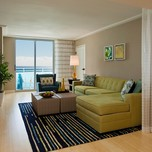 Grand Ocean Front Balcony Suite, Loews Miami Beach