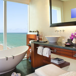 Ocean View Room, The Ritz Carlton Bal Harbour
