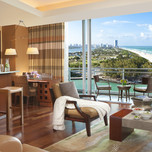 One Bedroom Suite,The Ritz Carlton Bal Harbour