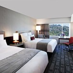 Capitol View Room, Loews Hollywood Hotel