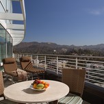 """Producer""""s Suite, Loews Hollywood Hotel"""