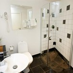 First Hotel G & Suites -bathroom