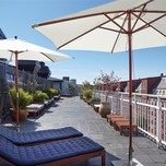 First Hotel G & Suites - Roof terrace -1