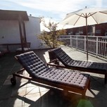 First Hotel G & Suites - Roof terrace