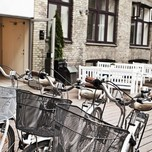 First Hotel Excelsior -Bikes for rent