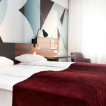 Superior room,  Scandic Solli