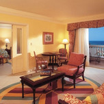 Rits Carlton Ocean view suite