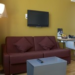 Family room, Quality Hotel 33