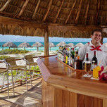 Melia Las Dunas, Beach Bar