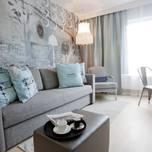 Family room, Scandic Hotel Malmen