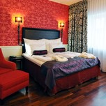 Deluxe room, Clarion Collection Hotel Grand Bodo