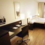 Standard room, Scandic Grand Marina