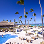 Panoramic View Hotel Majestic Resorts Punta Cana Elegance Club