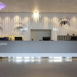 Scandic Copenhagen Hotel Reception