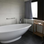Scandic Copenhagen Presidential bathtube