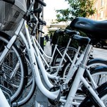 First Hotel Kong Frederik Bikes for rent