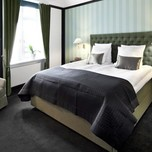 First Hotel Kong Frederik Deluxe Double Room Classic Style