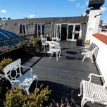 First Hotel Kong Frederik -Roof top terrace