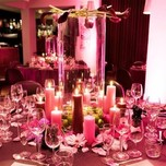 Scandic Front Hotel Banquet Table
