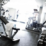 Scandic Front Hotel Gym