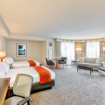 Family Suite,Holiday Inn Express & Suites San Francisco Fishermans Wharf