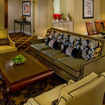 Parlor Suite, Omni Houston Hotel